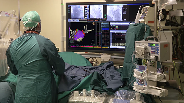 EnSite Precision Cardiac Mapping System | Abbott