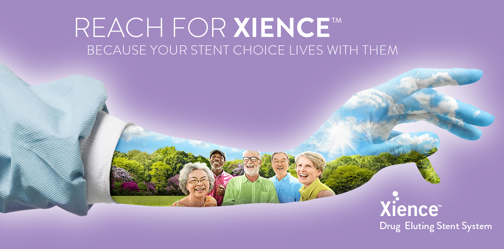 Reach for Xience