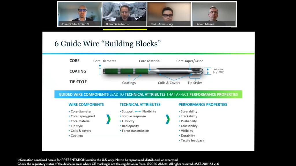 "Guide Wire ""Building Blocks"""