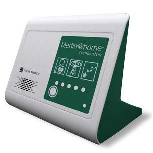 Merlin@home™ Transmitter | Abbott Cardiovascular