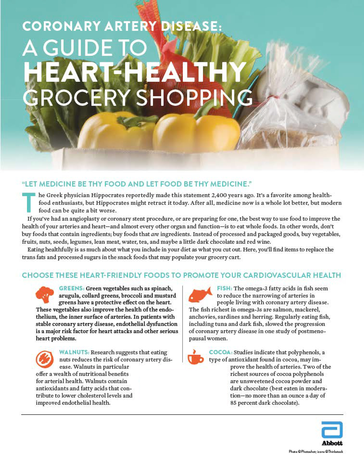 heart healthy foods guide