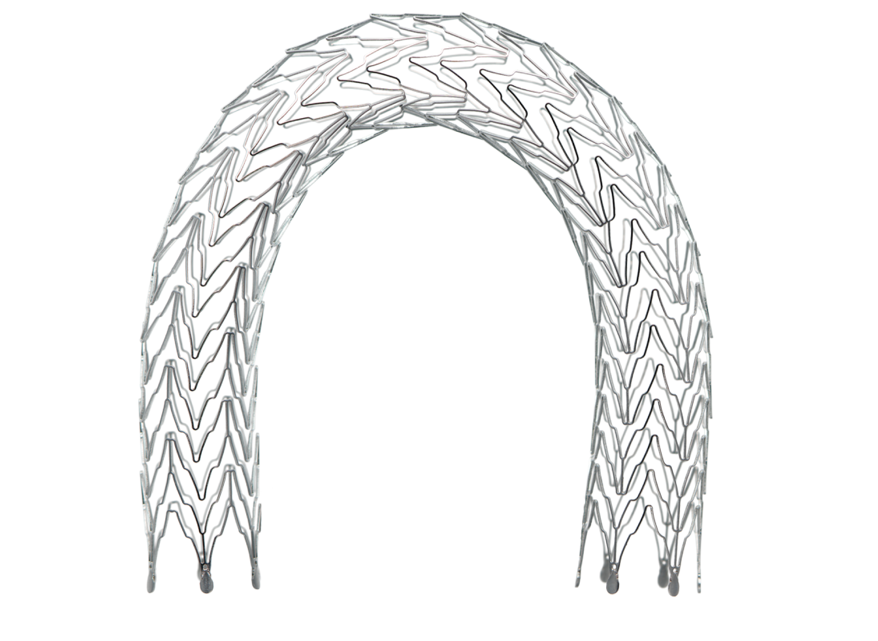 Absolute Pro Vascular Self-Expanding Stent System Design