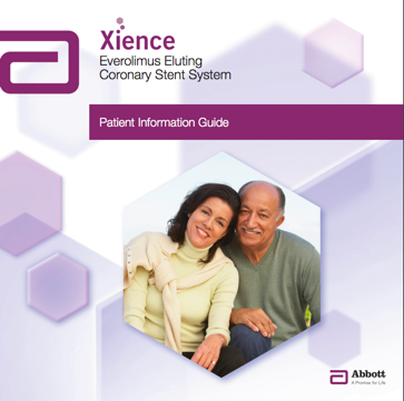 Cover of Patient Information Guide
