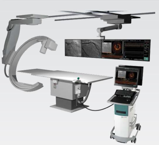 OPTIS™ Mobile SystemIntravascular Diagnostics and Imaging System (OCT + FFR)