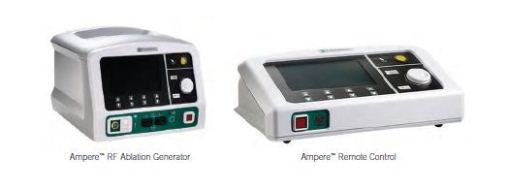 Ampere™ RF Ablation Generator and Ampere™ Remote Control