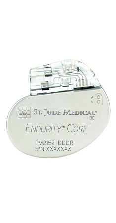 Endurity™ Core Dual-Chamber Pacemaker